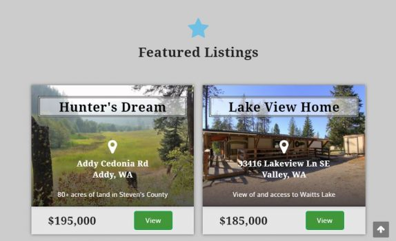 This Real Estate brokerage needed a place to sell their properties. I created a system that features listing and opens to individual listing pages. I input and manage the listings for them.