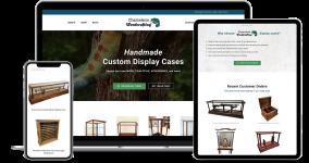 artist craft website design