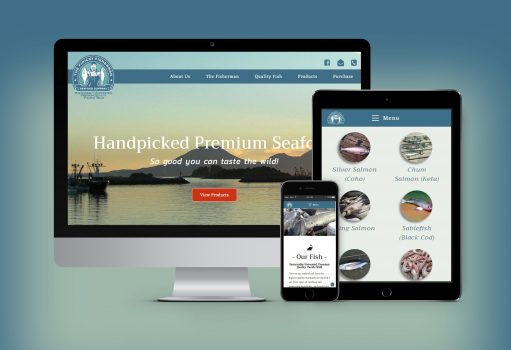 I created a web presence for this new local retailer. I manage and input new content monthly to save the business time and effort.